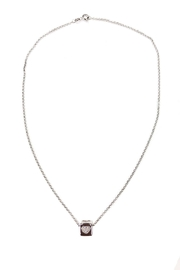 Love Lisa Valentine's Day Heart Necklace - Front cropped