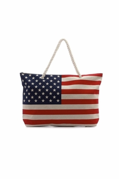 Shoptiques Product: America Beach Bag