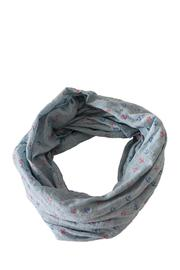 Love of Fashion Anchor Infinity Scarf - Front cropped