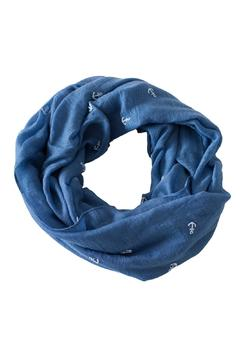 Shoptiques Product: Anchor Infinity Scarf