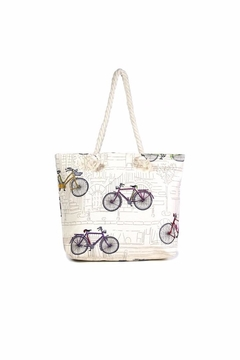 Shoptiques Product: Bicycle Beach Bag