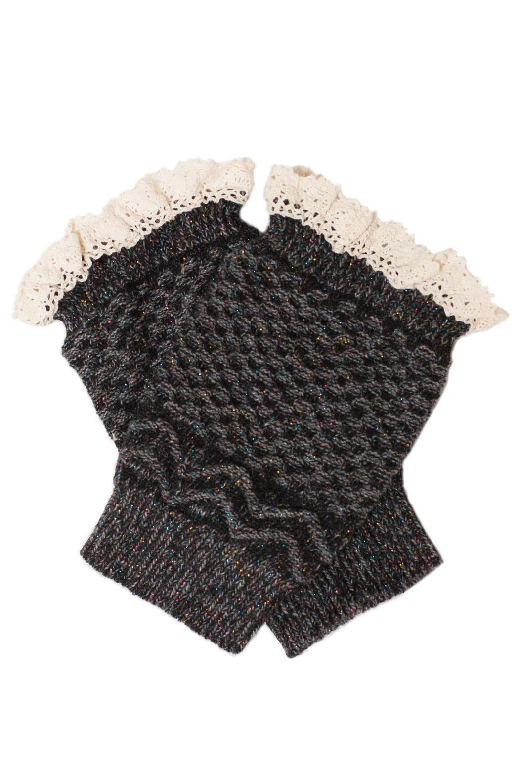 Love of Fashion Knit Boot Cuff - Front Full Image