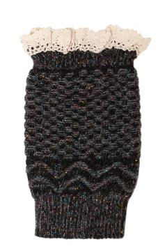 Shoptiques Product: Knit Boot Cuff