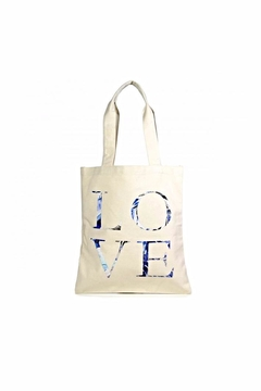 Love of Fashion Love Eco Tote - Product List Image