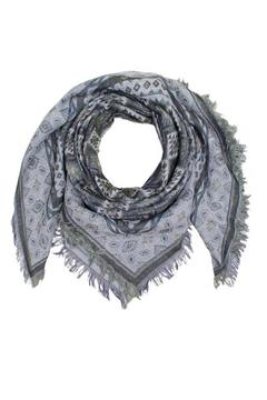 Shoptiques Product: Multi Patterned Scarf