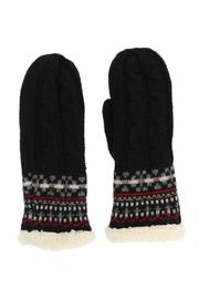 Love of Fashion Multipattern Mitten - Product Mini Image
