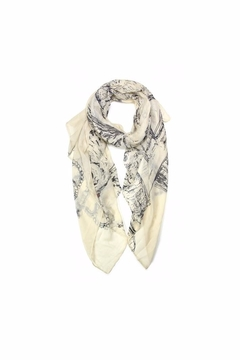 Love of Fashion Owl King Scarf - Alternate List Image