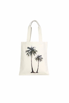 Love of Fashion Palms Eco Tote - Alternate List Image