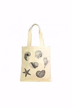 Love of Fashion Shells Eco Tote - Product List Image