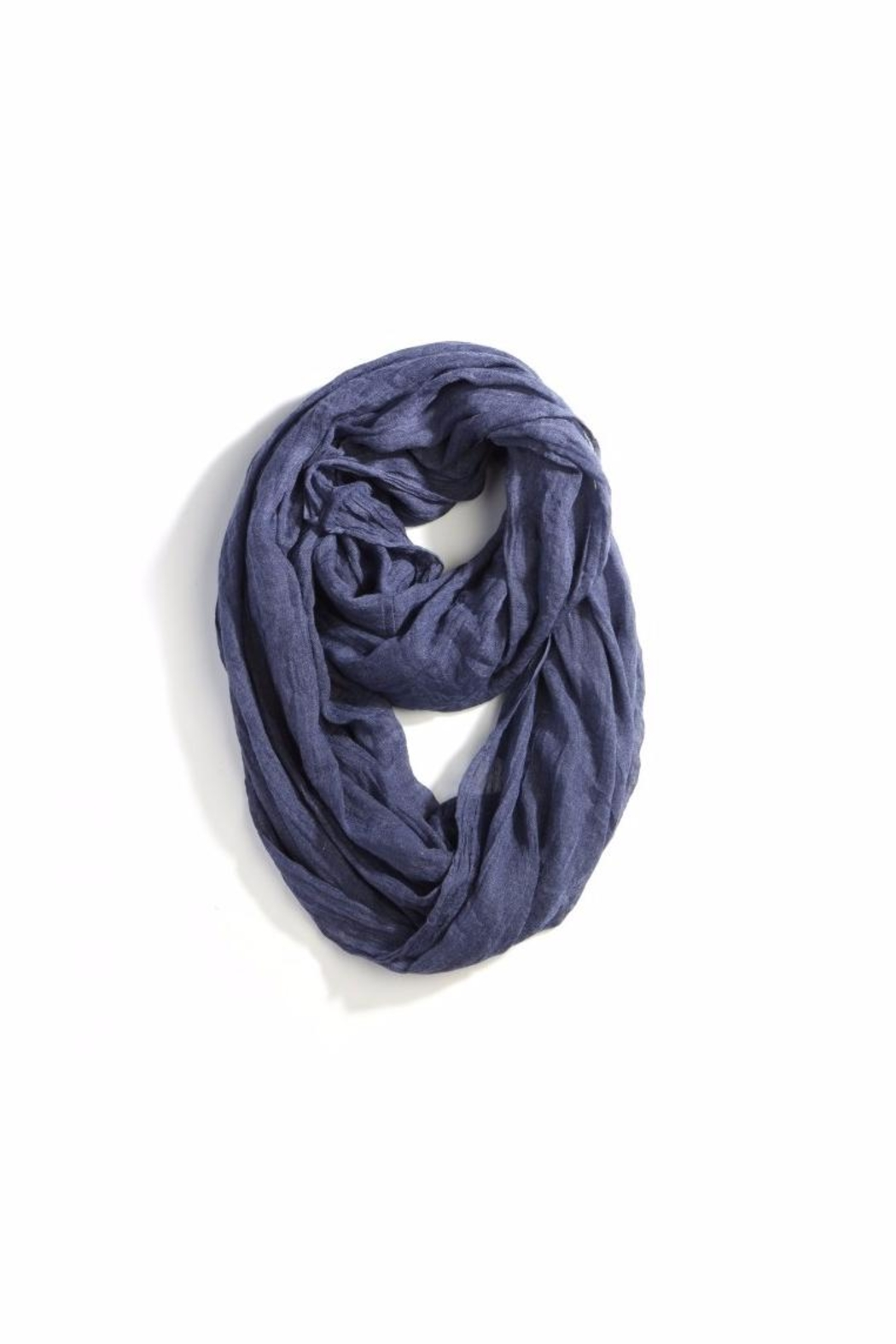 of fashion solid infinity scarf from california by