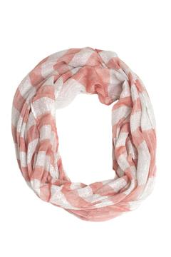 Love of Fashion Striped Shimmer Scarf - Alternate List Image
