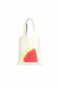 Love of Fashion Watermelon Eco Tote - Product List Image