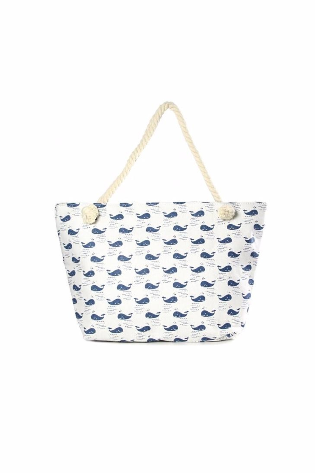 Love of Fashion Whale Beach Bag from California by Casual Island ...
