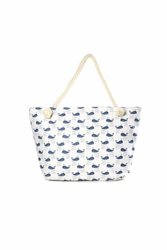 Shoptiques Product: Whale Beach Bag