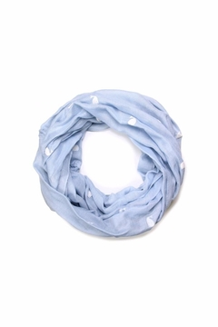 Shoptiques Product: Whale Infinity Scarf
