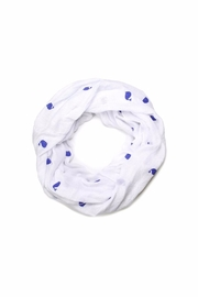 Love of Fashion Whale Infinity Scarf - Product Mini Image