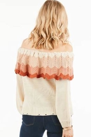 Love Richie Multi Colored Sweater - Front full body