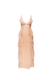 Love Sam Ruffle Maxi Dress - Product Mini Image