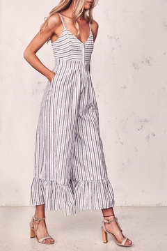 love shack fancy Edeline Jumpsuit - Alternate List Image