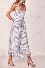 love shack fancy Edeline Jumpsuit - Side cropped