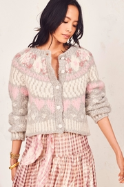 Love Shack Fancy Jamie Cardigan - Product Mini Image