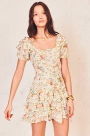Love Shack Fancy Kimbra Dress - Product Mini Image