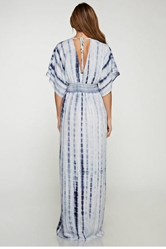Love St Sky Kimono Maxi Dress - Alternate List Image