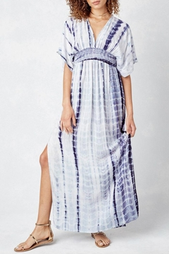 Love St Sky Kimono Maxi Dress - Product List Image