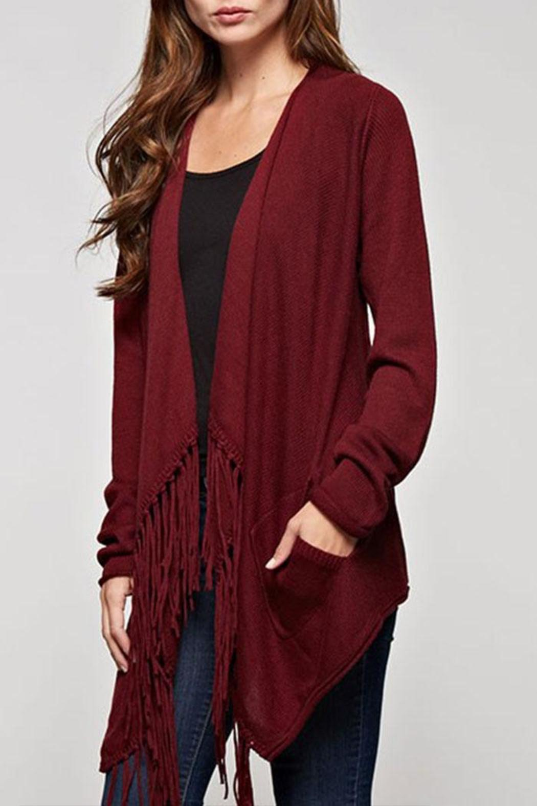Lovestitch Cashmere Blend Cardigan from California by Nadya's ...