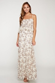 Love Stitch Dainty-Floral Lace Maxi - Product Mini Image