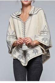Lovestitch Elephant Poncho - Product Mini Image