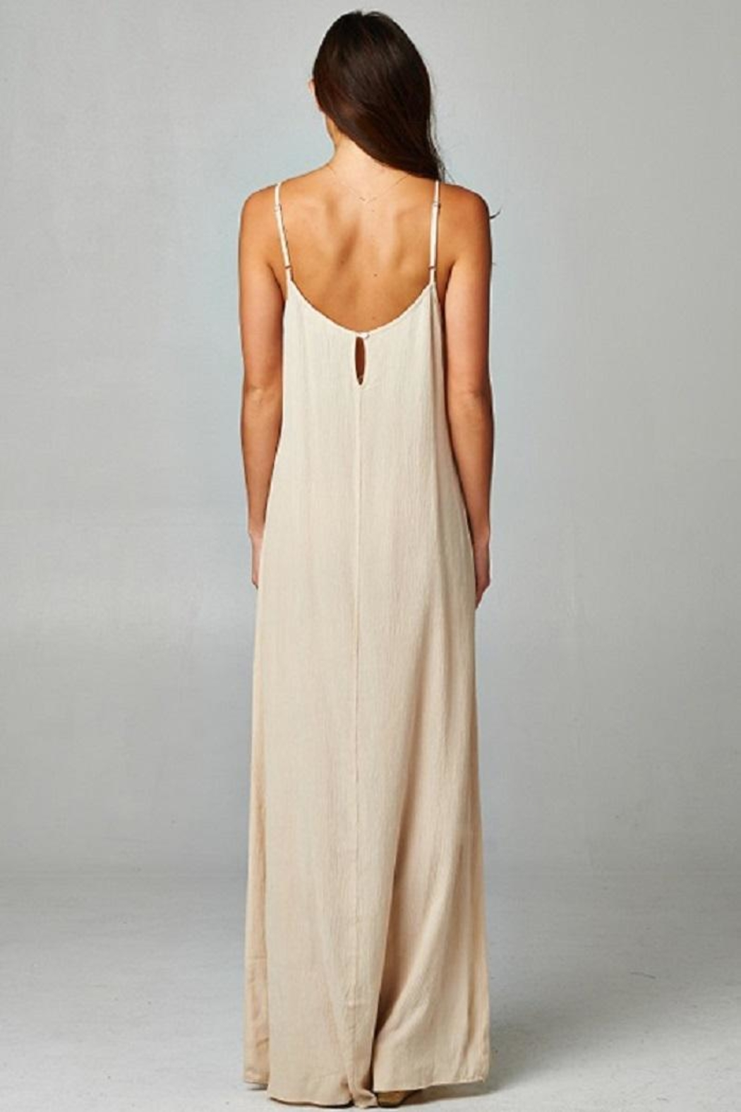 Love Stitch Naturally Relaxed Maxi - Front Full Image
