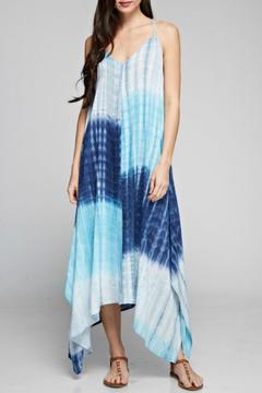 Shoptiques Product: Ocean Blue Maxi