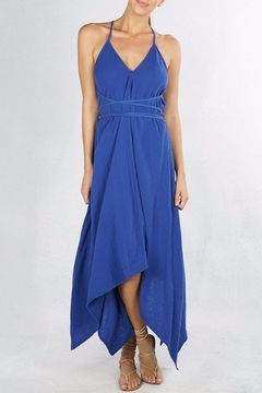 Love Stitch Persephone Strappy Maxi Dress - Product List Image