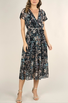 Love Stitch Stella Floral Dress - Product List Image