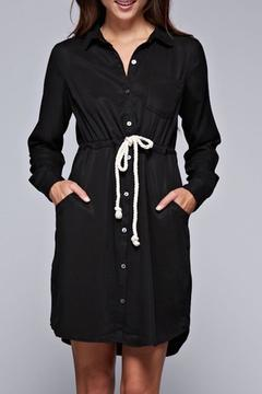 Shoptiques Product: Tencel Shirt Dress