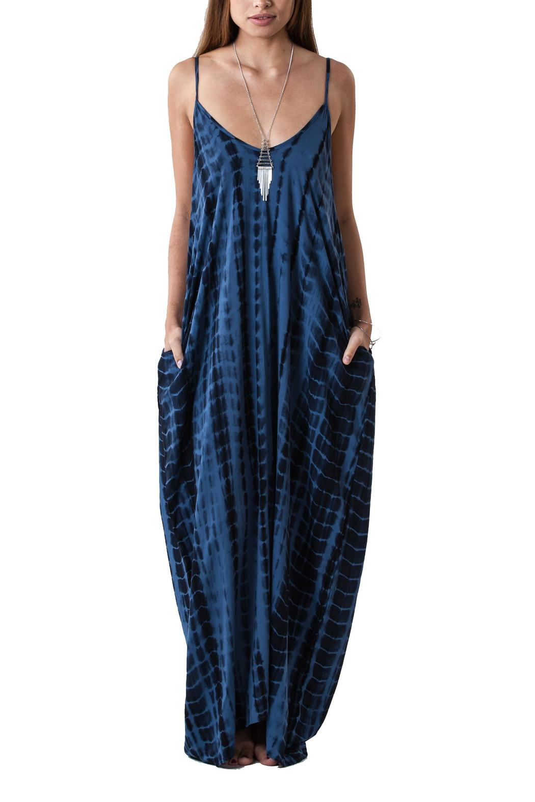 Lovestitch Tie Dye Maxi - Main Image