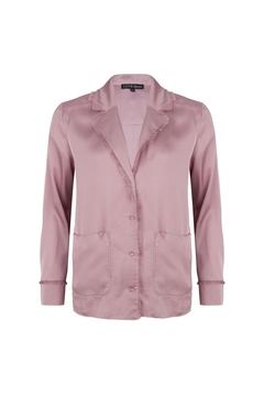 Love Stories Bluemoon Silk Top - Product List Image
