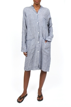 LOVE TANJANE Chambray Blue Dress - Product List Image