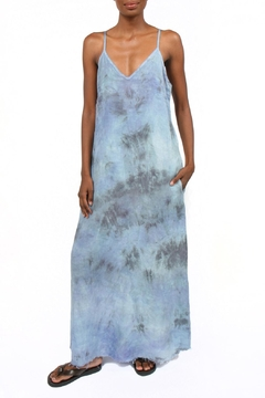 LOVE TANJANE Linen Maxi Dress - Product List Image