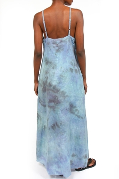 LOVE TANJANE Linen Maxi Dress - Alternate List Image