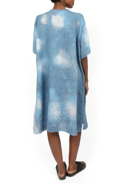 LOVE TANJANE Linen Tunic Dress - Alternate List Image