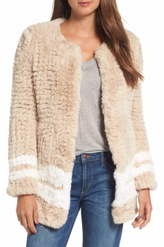love token Adeline Faux Cardigan - Product List Image