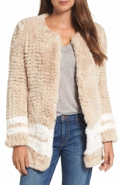love token Adeline Faux Cardigan - Product Mini Image
