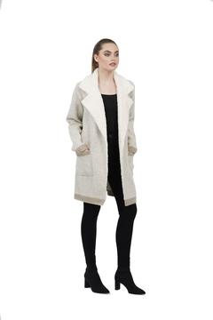 love token Candie Shearling Collar - Product List Image