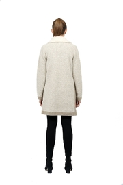 love token Candie Shearling Collar - Side cropped
