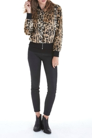 love token Isabella Cheetah Bomber - Product Mini Image