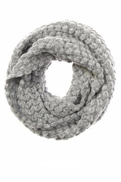 love token Mina Grey Scarf - Product List Image