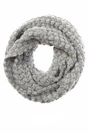 love token Mina Grey Scarf - Product Mini Image