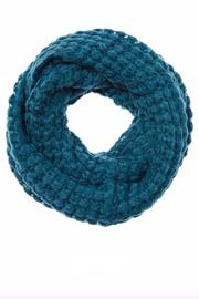 love token Mina Grey Scarf - Front cropped